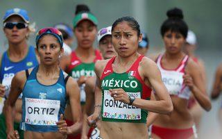Η Μεξικανή πρωταθλήτρια ισχυρίζεται ότι η ουσία τρενμπολόν που βρέθηκε στο αίμα της προήλθε από την κατανάλωση κρέατος με ορμόνες.