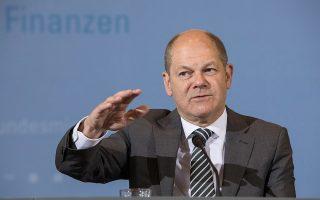 Οι ηγέτες της Ε.Ε. απέρριψαν ακόμη και την πρόταση του Γερμανού υπουργού Οικονομικών Ολαφ Σολτς, ο οποίος είχε προτείνει πως ο προϋπολογισμός της Ευρωζώνης θα πρέπει να έχει και σταθεροποιητική λειτουργία μέσω της χρηματοδότησης μηχανισμού ασφάλισης κατά της ανεργίας.