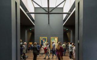 Η σχέση του ζωγράφου Ρενουάρ με τον γιο του στο Μουσείο Ορσέ.