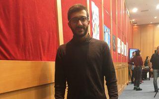 Ο νεαρός Μοχάμεντ Μαχντί Χαϊσανί ή Ορφέας, όπως τον αποκαλούν πλέον στην Ελλάδα, έφθασε στη Λέσβο τον Μάρτιο του 2016 με την οικογένειά του.