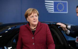 Η Γερμανίδα καγκελάριος Αγκελα Μέρκελ θα βραβευθεί με το Φούλμπραϊτ.