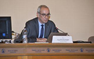 Ο επιφανής οικονομολόγος, ιδρυτής του ΙνστιτούτουBruegelστις Βρυξέλλες, επικεφαλής τουFrance Stratégie και βασικός συντάκτης του προεκλογικού οικονομικού προγράμματος του Μακρόν, Ζαν Πισανί-Φερί.