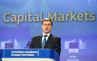 «Εντατικές διαπραγματεύσεις των τελευταίων εβδομάδων οδήγησαν στη λύση», είπε ο αντιπρόεδρος της Κομισιόν Β. Ντομπρόβσκις και τόνισε χθες πως η συμφωνία «δεν είναι ιδανική, αλλά με αυτόν τον τρόπο αποφεύγεται η έναρξη των διαδικασιών του υπερβολικού ελλείμματος, καθώς διορθώνει την κατάσταση του προϋπολογισμού, ο οποίος δεν συμμορφωνόταν με το Σύμφωνο Σταθερότητας και Ανάπτυξης».