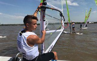 Ο 17χρονος ιστιοπλόος και «χρυσός» ολυμπιονίκης νέων, Αλέξανδρος Καλπογιαννάκης, μιλάει στην «Κ» για το άθλημά του και τις δυσκολίες.