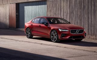 Volvo S60 and V60 secure 5-star safety rating by Euro NCAP