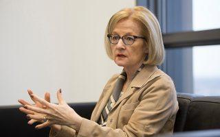 Η απερχόμενη επικεφαλής του Ενιαίου Μηχανισμού Τραπεζικής Εποπτείας (SSM), Ντανιέλ Νουί, χαρακτήρισε παραπλανητική την πεποίθηση πως τα κρατικά ομόλογα έχουν μηδενικό κίνδυνο.