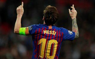 Το «10» στη φανέλα του Μέσι θα μπορούσε να αντικατοπτρίζει και το... μισθολογικό περιβάλλον στην Μπαρτσελόνα, αφού στην καταλανική ομάδα ο μέσος μισθός των ποδοσφαιριστών, σε ετήσια βάση, ξεπερνά τα 10 εκατομμύρια ευρώ.