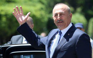 Ως «ένα από τα εθνικά μας ζητήματα» περιέγραψε το Κυπριακό ο Μεβλούτ Τσαβούσογλου.