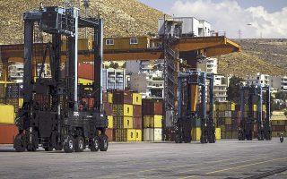 Στο δεκάμηνο Ιανουαρίου - Οκτωβρίου, οι εξαγωγές ενισχύθηκαν κατά 17,6%, σε 27,7 δισ. ευρώ.