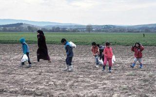 Φωτογραφία από ιστοσελίδα Ελληνικού Συμβουλίου για τους Πρόσφυγες.