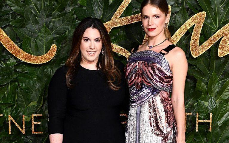 Ποιές ελληνίδες βρέθηκαν στα British Fashion Awards;