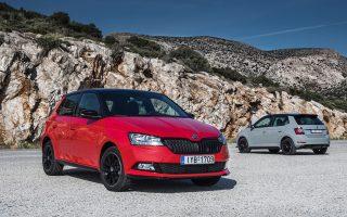 Η νέα Fabia ξεκινά από 10.980 ευρώ, ενώ η σπορ έκδοση Monte Carlo (φωτ.), με πολλές επιλογές εξατομίκευσης για τον αγοραστή, ανεβαίνει στις 14.880 ευρώ.
