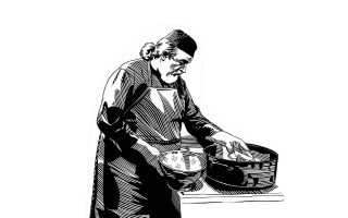 Εικονογράφηση: Νίκος Κούρτης