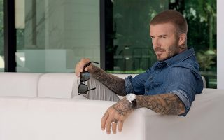 Το επίσημο λανσάρισμα των νέων Glamour Double Date έγινε πριν από λίγο καιρό από τον David Beckham στο Χονγκ Κονγκ.
