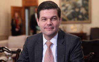 «Είστε μία από τις πιο ικανές χώρες-συμμάχους των ΗΠΑ σε στρατιωτικό επίπεδο», λέει για την Ελλάδα ο Γουές Μίτσελ.
