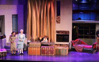 Τα «Χριστούγεννα του Σκρουτζ», εμπνευσμένα από την κλασική ιστορία του Ντίκενς, στο θέατρο «Αλίκη».