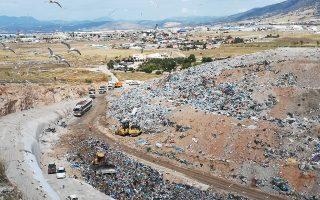 Οι Δήμοι Αθηναίων, Πειραιά, Περιστερίου, Κηφισιάς και Γλυφάδας παράγουν τα περισσότερα απορρίμματα.
