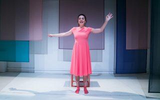 Τελευταία παράσταση της «Μόλλυ Σουήνη» στο Θέατρο Νέου Κόσμου.