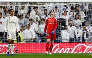 Μετά την ήττα από τη Σοσιεδάδ στο Μπερναμπέου, η Ρεάλ Μαδρίτης βρίσκεται στο -10 από την Μπαρτσελόνα.