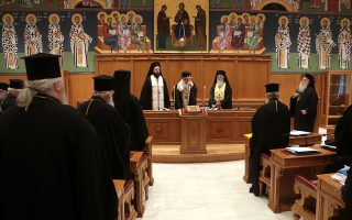 Η ΔΙΣ, υπό την προεδρία του Αρχιεπισκόπου κ. Ιερωνύμου, θα επιδιώξει να ορίσει τη συνεδρίαση της Ιεραρχίας σε τέτοιο χρόνο, ώστε να μπορέσουν οι 82 ιεράρχες να λάβουν αποφάσεις για όλα τα εκκρεμή ζητήματα, αντί να συγκαλούνται ξεχωριστές συνεδρίες για κάθε θέμα.