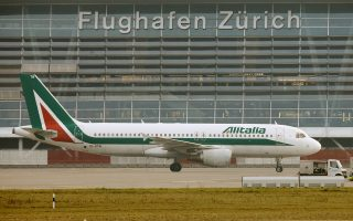 Tα Ιταλικά Ταχυδρομεία, που έχουν αναλάβει την Alitalia, θα ανακοινώσουν σήμερα με ποιον εταίρο θα προχωρήσουν στην αναδιάρθρωσή της.