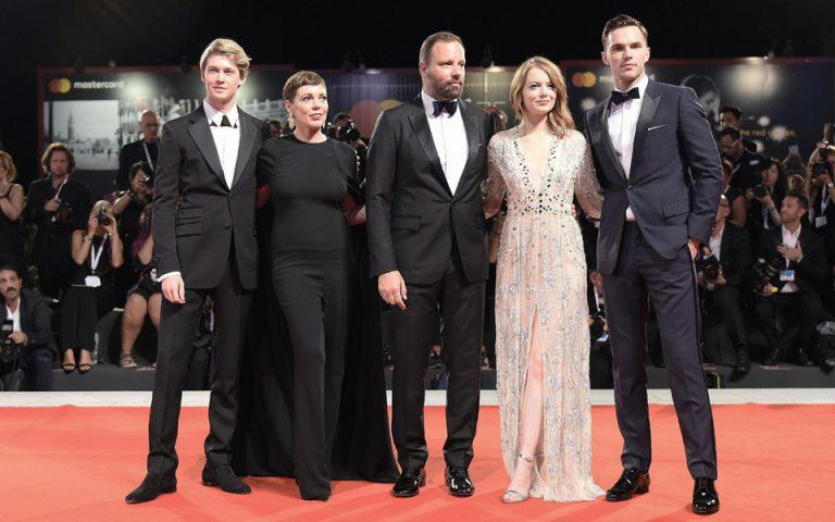 Η ταινία του Γ. Λάνθιμου «The Favourite» σαρώνει τις υποψηφιότητες στα BAFTA