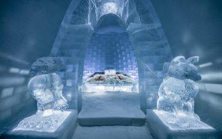 Πηγή φωτογραφίας: www.icehotel.com