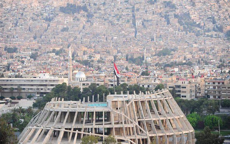 Εντατικές επαφές Δαμασκού – Κούρδων