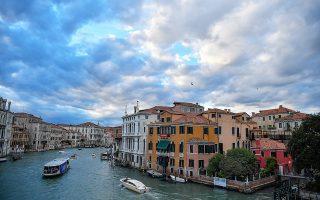 Ο έλεγχος των αφίξεων θα προστατεύσει τη Βενετία από τους τουρίστες της.