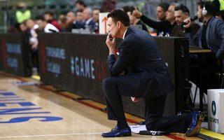Ο Πιτίνο δεν κρύφτηκε στις δηλώσεις του σχετικά με τα «πλην» της ομάδας του και τόνισε ότι «πρέπει να παίξουμε ίσως το καλύτερο μπάσκετ της χρονιάς για να τα καταφέρουμε».