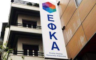 Η υπουργική απόφαση προέβλεπε ότι οι αμοιβές διαχείρισης των μελών υπόκεινται σε εισφορές ΕΦΚΑ από 1/6/2018.