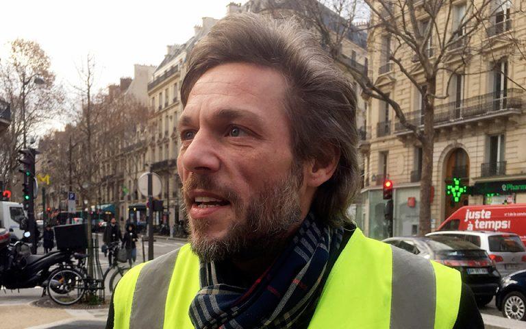 Γαλλία: Εναρξη εθνικού διαλόγου από τον Μακρόν