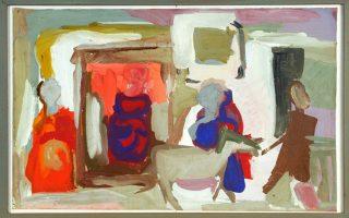 Αναδρομική έκθεση έργων της ζωγράφου Πέπης Σβορώνου από το ΜΙΕΤ.