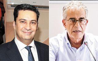 Στον Δήμο Αγρινίου, θα είναι εκ νέου υποψήφιος ο νυν δήμαρχος Γιώργος Παπαναστασίου που προέρχεται από τη Ν.Δ. Ο νυν δήμαρχος Κώστας Δρακο-νταειδής, ο οποίος προέρχεται από τον ΣΥΡΙΖΑ, θα είναι υποψήφιος στον Δήμο Λευκάδας.