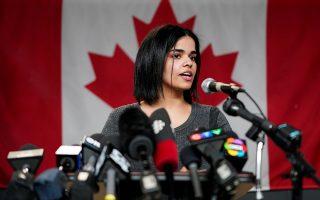 Στη 18χρονη χορηγήθηκε άσυλο στον Καναδά.