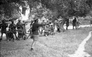 Τα αντίποινα στο Κοντομαρί Χανίων έγιναν με το πρόσχημα του «πολεμικού δικαίου», ενώ αργότερα χάθηκε κάθε μέτρο, σύμφωνα με τον Δ. Αποστολόπουλο.
