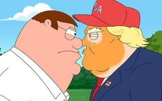 Το επεισόδιο με τον Τραμπ προβλήθηκε την περασμένη Κυριακή, με ενθουσιώδη υποδοχή από το αμερικανικό κοινό.