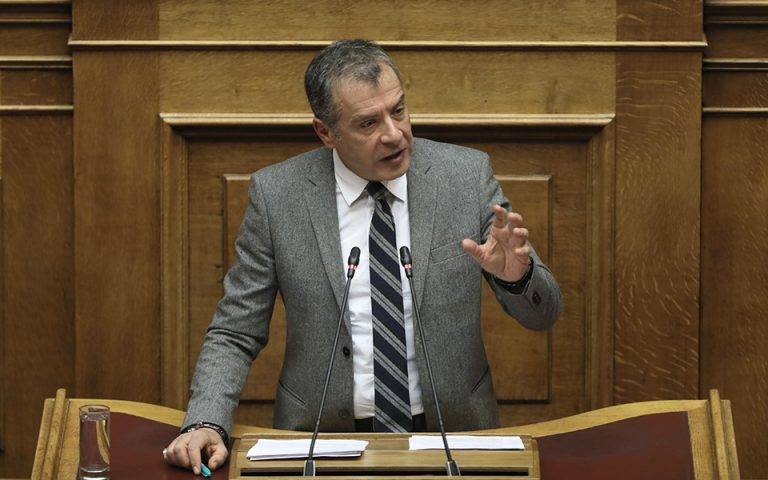 Στ. Θεοδωράκης: «Ψήφος στη συμφωνία δεν είναι ψήφος εμπιστοσύνης»