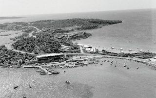 Το συγκρότημα του Αστέρα το 1962