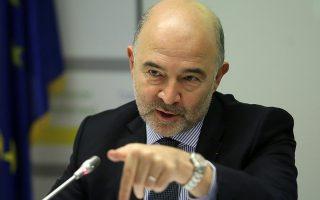 Την ανησυχία των Βρυξελλών για την καθυστέρηση των μεταμνημονιακών δσμεύσεων θα μεταφέρει στην ελληνική κυβέρνηση ο επίτροπος Πιερ Μοσκοβισί, ο οποίος έρχεται σήμερα στην Αθήνα.