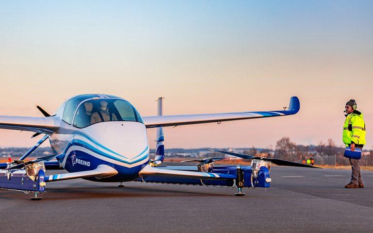 Χωρίς… πιλότο το ιπτάμενο  αυτοκίνητο που δημιουργεί η Boeing