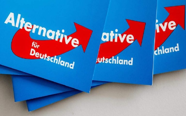 Γερμανία: Αποχώρησε η Εναλλακτική στην ομιλία για το Ολοκαύτωμα