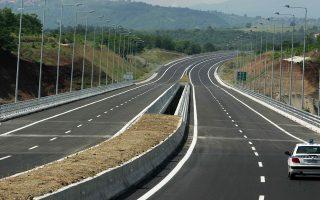 Μόνο για την περίοδο 2018-2019 τα έργα συντήρησης που απαιτούνται για τον αυτοκινητόδρομο είναι άνω των 150 εκατ. ευρώ.