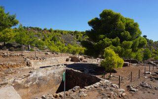 Τα μεταλλεία του Λαυρίου καθόρισαν την κλασική Αθήνα.
