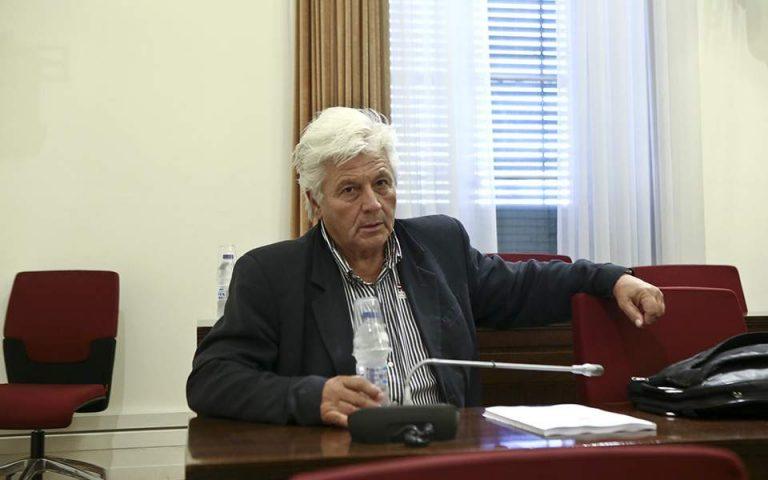 Παπαχριστόπουλος: Αν με διαγράψει ο Καμμένος, δεν θα παραδώσω την έδρα μου