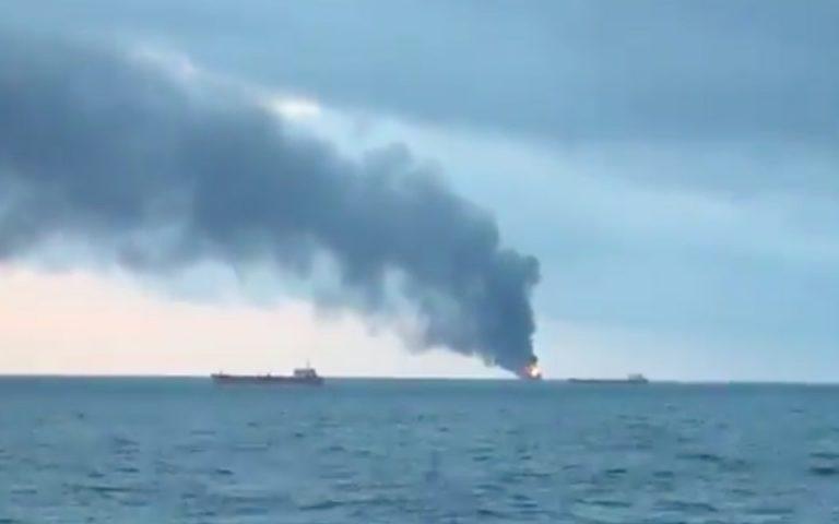 Κριμαία: 14 οι νεκροί από την έκρηξη σε ρωσικά πλοία