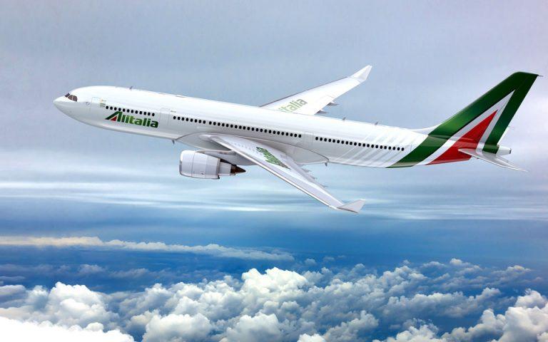 Alitalia: δεύτερη στην Ευρώπη ως προς την συνέπεια και την τακτικότητα το 2018