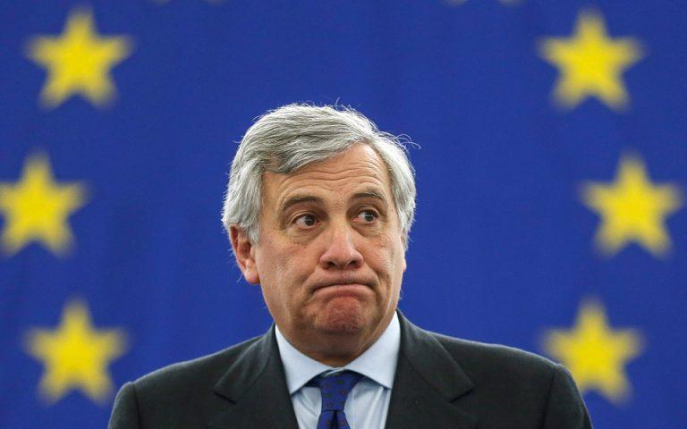 Ο πρόεδρος του Ευρωπαϊκού Κοινοβουλίου αναγνωρίζει τον Γκουάιντο και ζητά την αποχώρηση του Μαδούρο