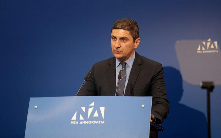 Λ. Αυγενάκης: Τελικά δεν χρειάστηκε εγχείρηση για να αφήσει ο Πάνος την καρέκλα