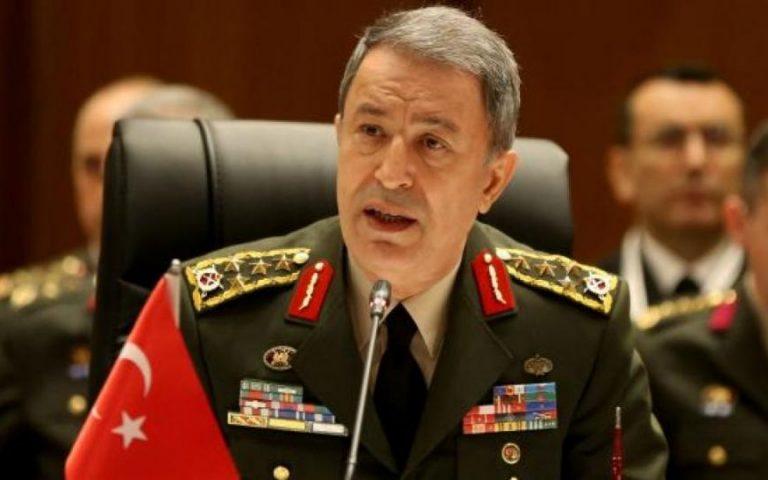 X. Ακάρ: Δεν θα δεχθούμε τετελεσμένα στο Αιγαίο και την ανατολική Mεσόγειο
